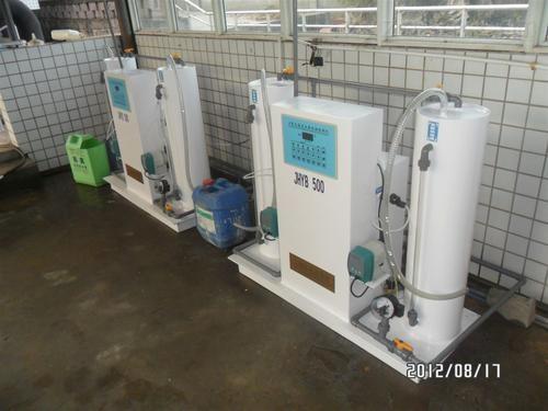 小型二氧化氯发生器图片