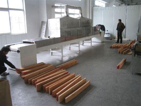 微波木材防霉杀虫设备