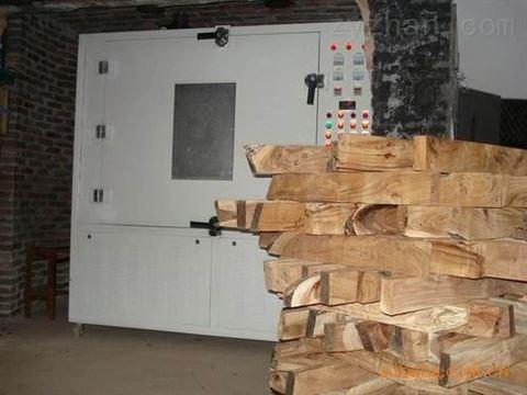 大型木材微波干燥设备