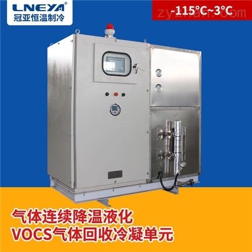 化工废气吸附冷凝回收装置