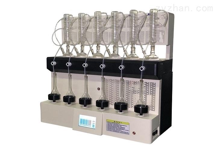 智能一体化蒸馏仪