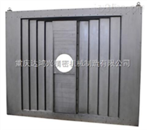 重庆立式加工中心钢板防护罩