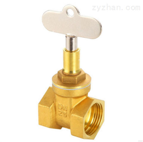 118铜带锁闸阀
