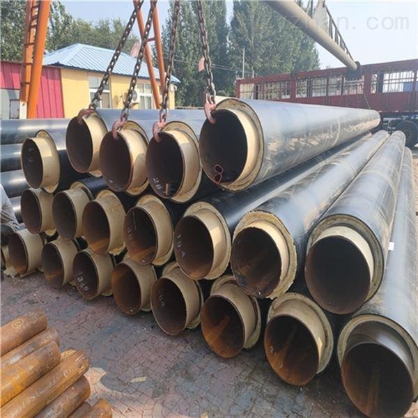 高密度聚乙烯聚氨酯地埋保温管