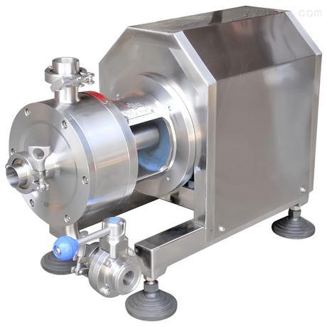 管线式高剪切乳化泵