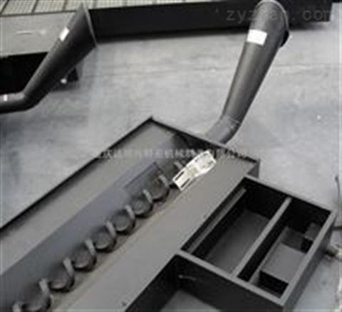 龙门加工中心螺旋式排屑机