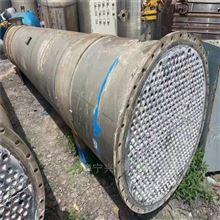 现货二手300平方全钛材冷凝器出售