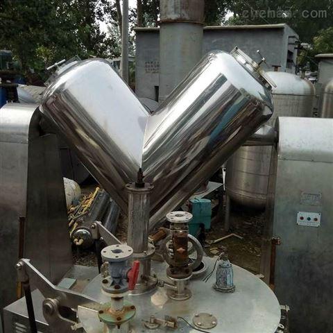 新疆二手v型混合机