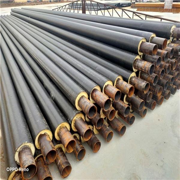 DN325直埋式预制采暖保温管