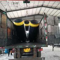 忻州市高密度聚乙烯黄夹克保温管