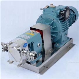 QGTLP膏体输送凸轮转子泵