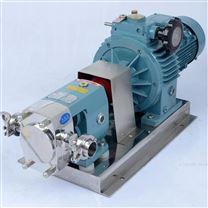 制药卫生级凸轮转子泵