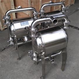 QGGMP不锈钢气动隔膜泵