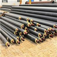 DN300/325塑套钢聚氨酯直埋保温管