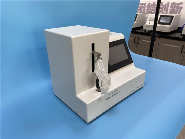 一次性使用无菌阴道扩张器挠度和强度测试仪