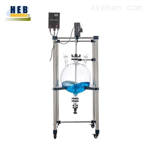 球形玻璃分液器