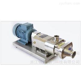 QGSLGP-3不锈钢双螺杆平行泵