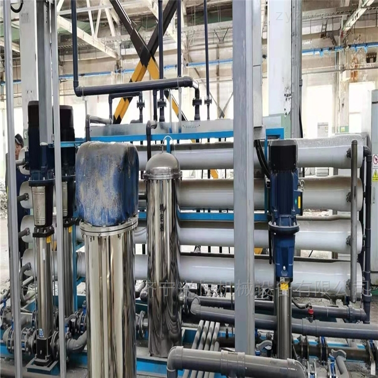 二手0.5吨反渗透水处理设备