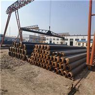 管径273高密度塑料外壳聚氨酯保温管