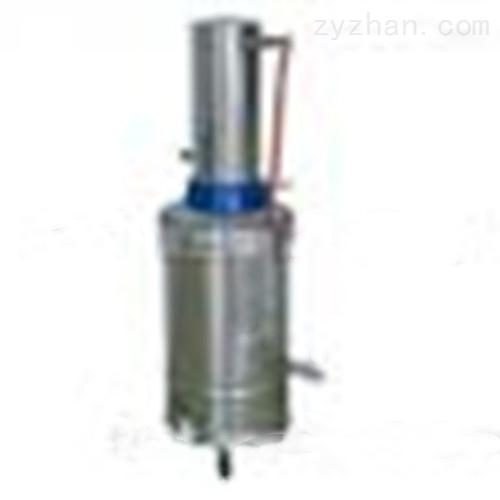 10升蒸馏水器,10L不锈钢电热