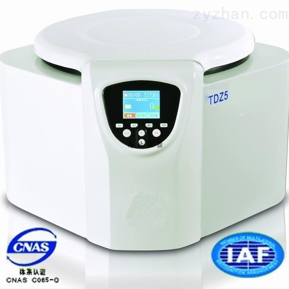 TDZ5台式低速离心机