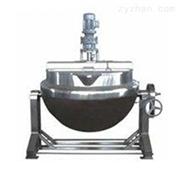食品夾層濃縮鍋