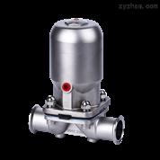 QGV卫生级气动隔膜阀