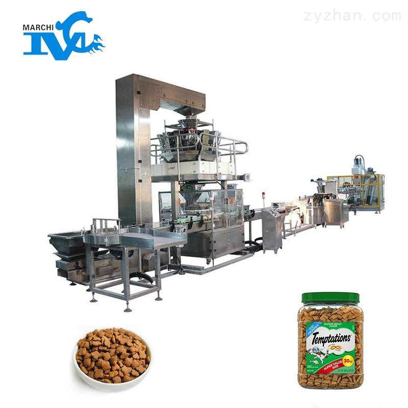 全自动宠物食品灌装机械设备