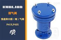 P41X/P42X-快速单口排(吸)气阀