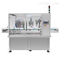 SED-4GX四头柱塞式口服液液体灌装机