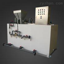 PAM制备及投加装置