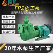 FP耐腐蝕離心泵 FP增強聚丙烯化工泵