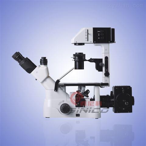 研究级倒置荧光病例显微镜