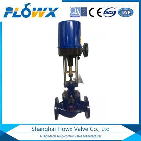 氯气专用自动控制阀 气动薄膜式调节阀