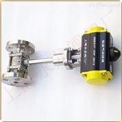 液氮LIN气动低温球阀