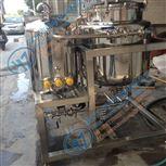 不锈钢鲜奶 带制冷机巴氏杀菌机