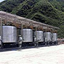 凱思特-牛糞有機肥發酵罐快速發酵