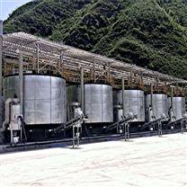 凱思特-污泥發酵有機肥的發酵工藝流程