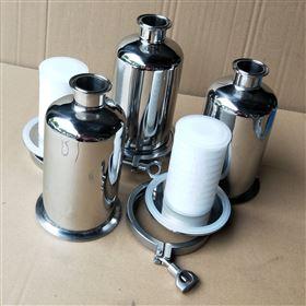 不锈钢快装空气净化过滤器