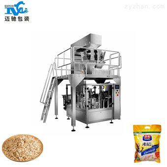 MCGD8-235全自動堅果麥片顆粒包裝機