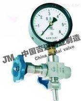 J19H、J19W壓力表三通閥