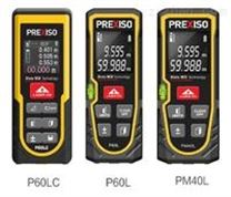 普瑞測PREXISO P60L數顯激光測距儀