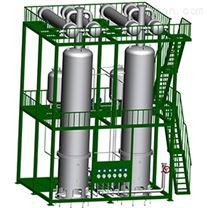 雙塔連續式乙醇回收裝置(酒精回收塔)