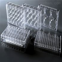 耐思6孔 12孔 24孔細胞小室帶蓋 , TC