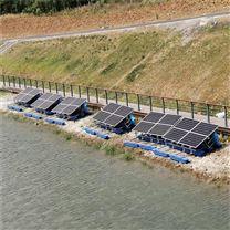 增氧式太阳能曝气机工作特点