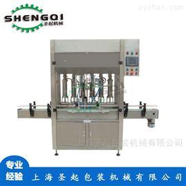 SXG-E全自动直线式液体灌装机