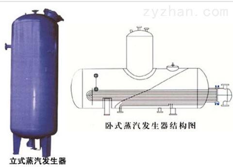 立式、卧式蒸汽发生器