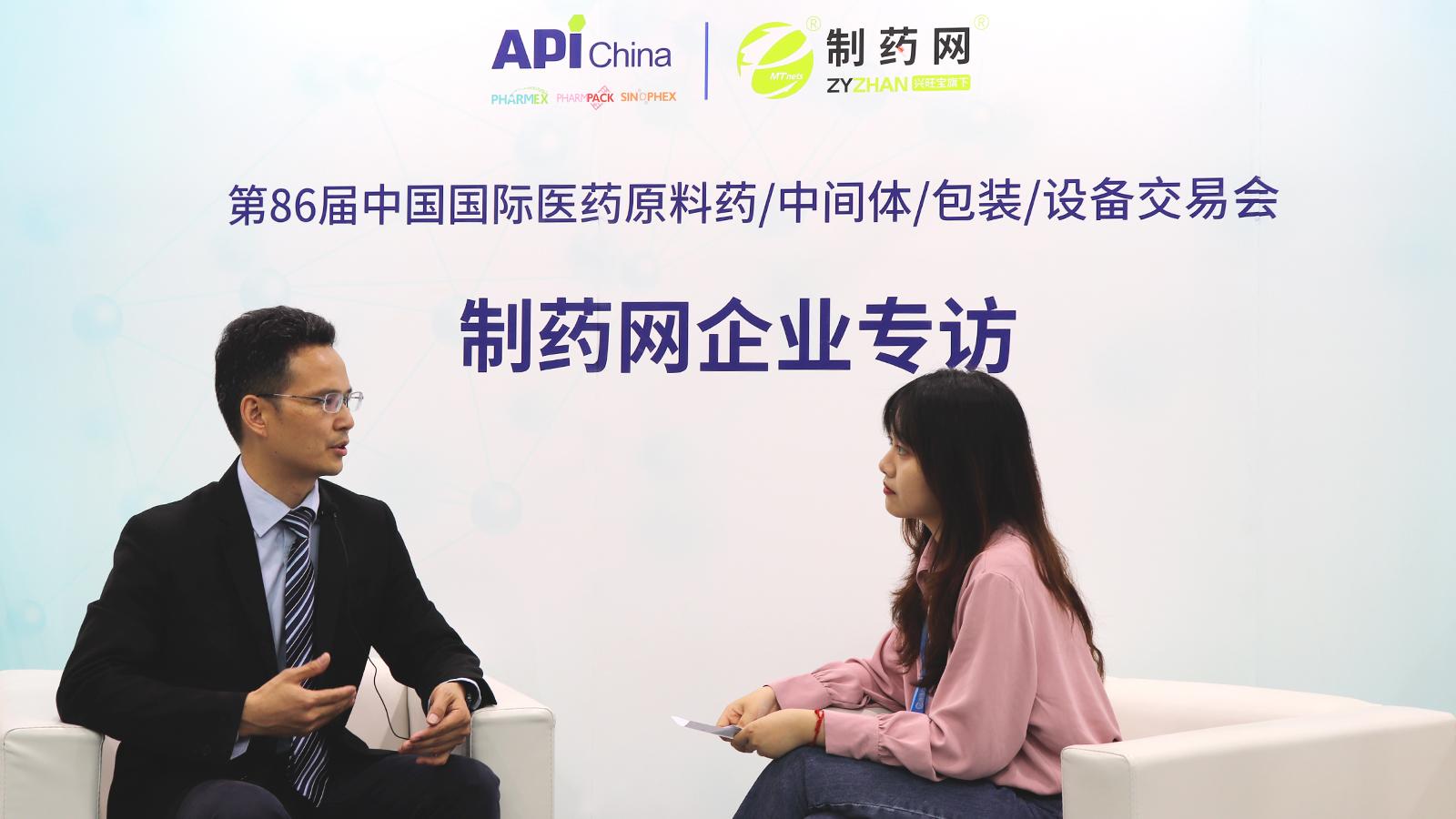 专访康宁反应器技术有限公司技术中心主任伍辛军博士