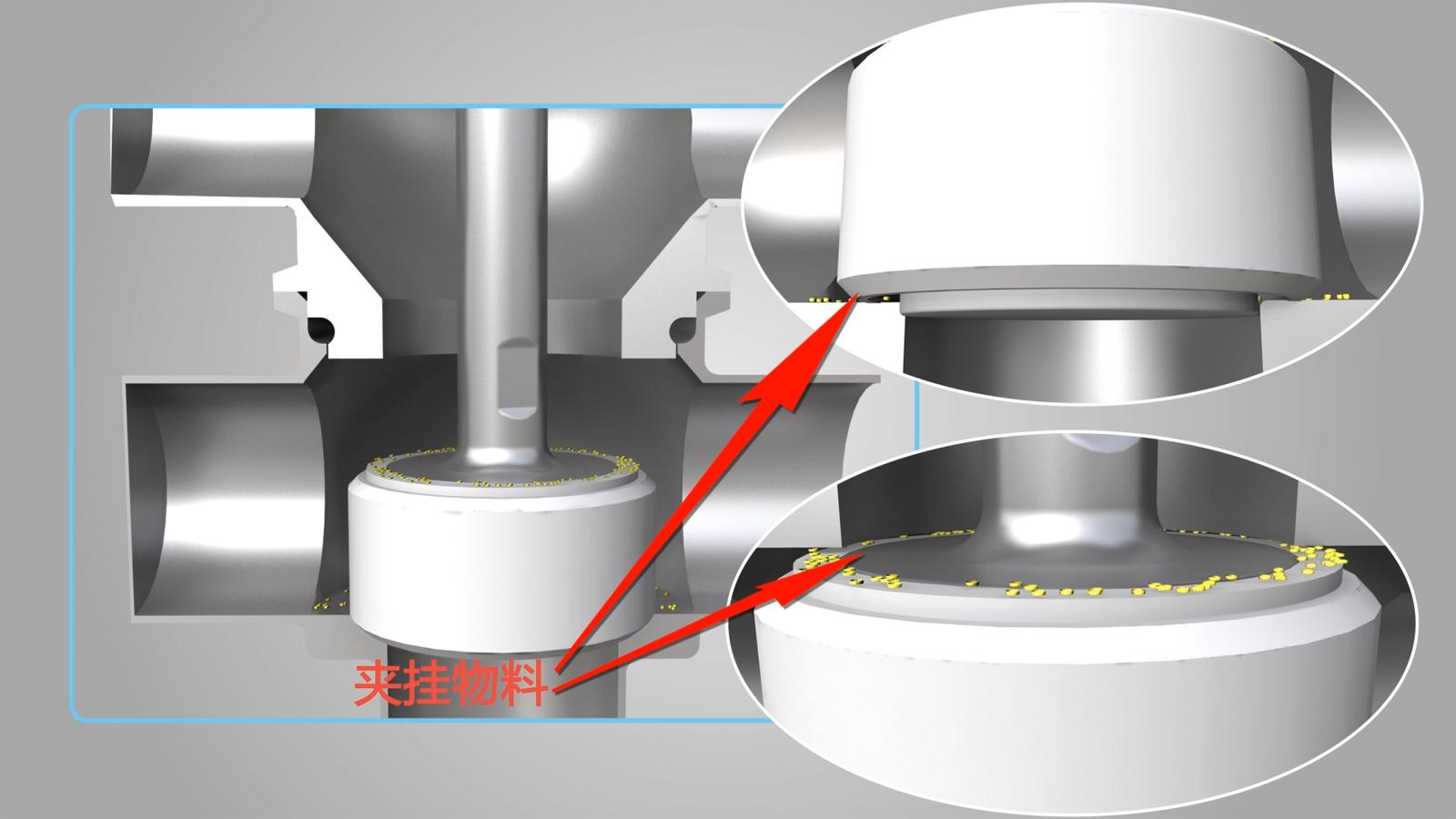 新莱集团-弧形阀动画展示