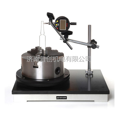 <strong>中硼硅玻璃安瓿圆跳动测试仪</strong>
